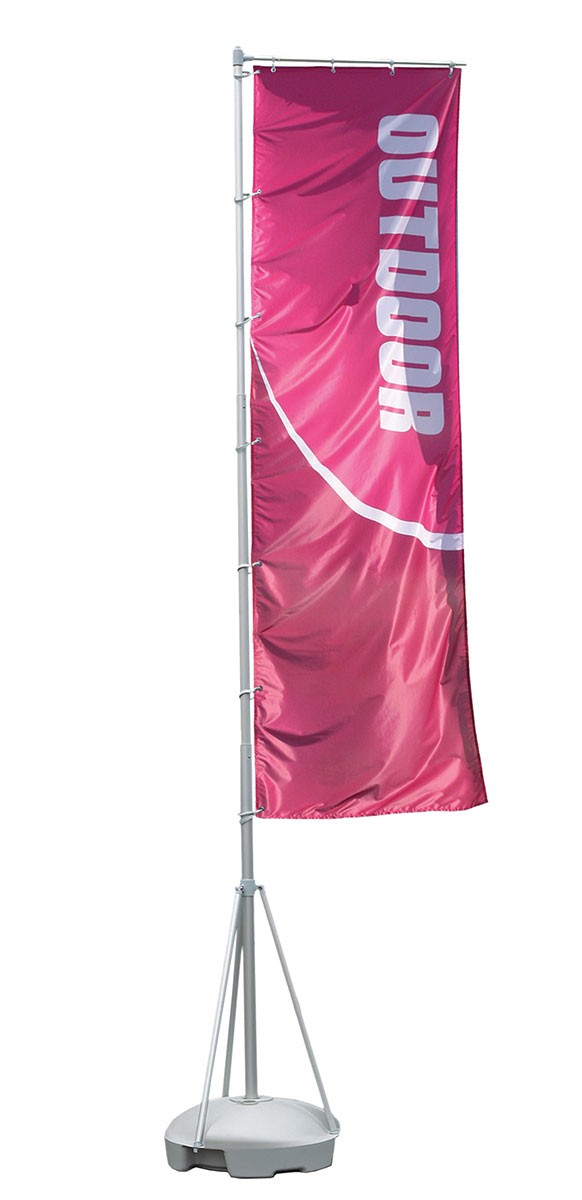 Wind Dancer LT Flag Stand Outdoor Flag and Banner Pole
