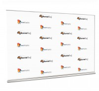 Banner Bug 120 Retractable Banner Stand
