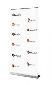 Banner Bug 39 Retractable Banner Stand