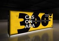 Casonara 300M Backlit Counter