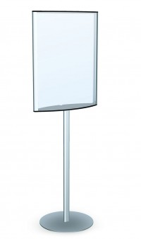 Convex Poster Sign Holder
