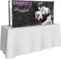 Embrace 5' x 2.5' Front Replacement Graphic