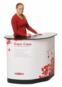 Expo Case Podium and Shipping Case