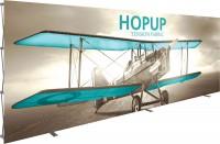 Hopup 20' Tension Fabric Pop Up Display