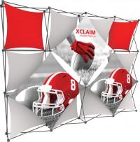 XClaim 10' Fabric Pop Up Display Kit 5