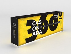 Casonara Backlit Counter 300M Replacement Graphic