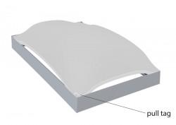 96x120 Blank SEG Fabric