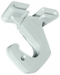 Clear Hinged Hook