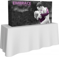 Embrace 5' x 2.5' Replacement Graphic with End Caps