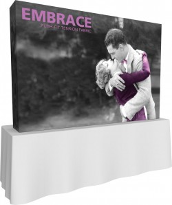 Embrace 8' x 5' Replacement Graphic with End Caps