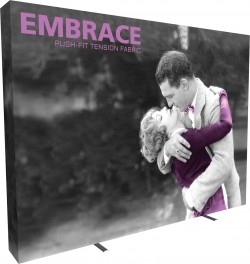 Embrace 10' Replacement Graphic with End Caps