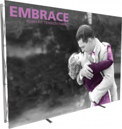 Embrace 10' Front Replacement Graphic
