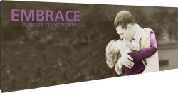 Embrace 20' Replacement Graphic with End Caps
