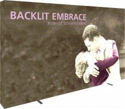 Embrace Backlit 12' Replacement Graphic with End Caps