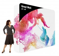 Great Wall 10x8 Replacement Graphic