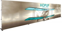 Hopup 30' Front Replacement Graphic