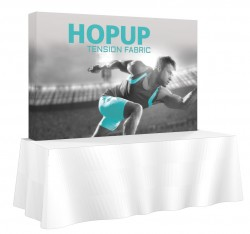 Hopup 8' Full Replacement Graphic with End Caps