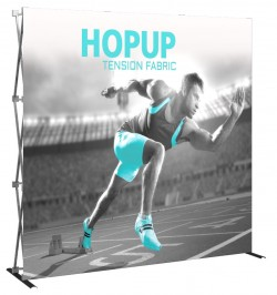 Hopup 8' Front Replacement Graphic