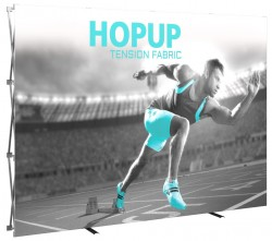 Hopup 10' Front Replacement Graphic