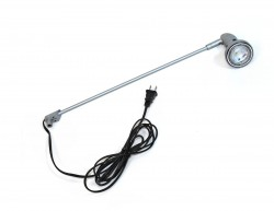 Silver Light LED Spotlight