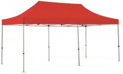 Replacement 20' Solid Color Canopy Top