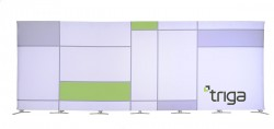 Triga 20x8 Straight Wall Replacement Graphic