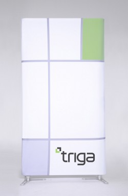 Triga 4x8 Straight Wall Replacement Graphic