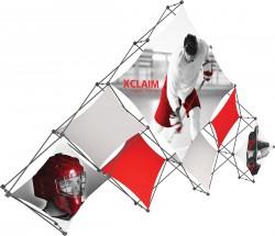 XClaim 10 Quad Pyramid Kit 3 Replacement Graphics
