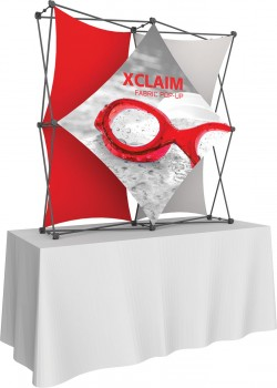 XClaim 5' Kit 2 Table Top Replacement Graphics