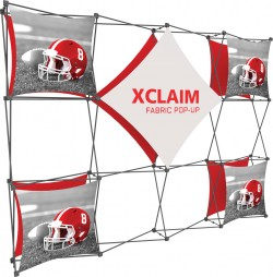 XClaim 10' Kit 2 Replacement Graphics