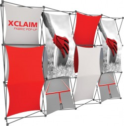 XClaim 10' Kit 3 Replacement Graphics