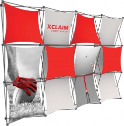 XClaim 10' Kit 4 Replacement Graphics