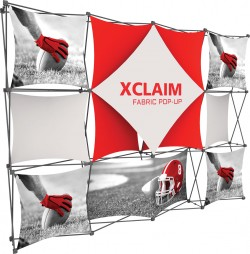 XClaim 10' Kit 6 Replacement Graphics