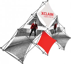 XClaim 6 Quad Pyramid Kit 1 Replacement Graphics