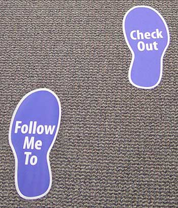 Custom Carpet Graphics