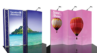 silicone edge graphic displays